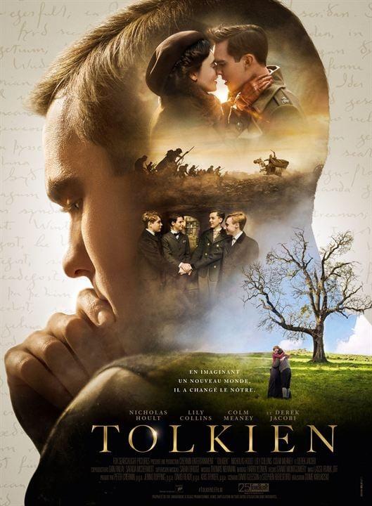 Tolkien : Affiche