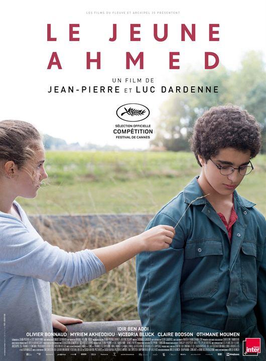 Le Jeune Ahmed : Affiche