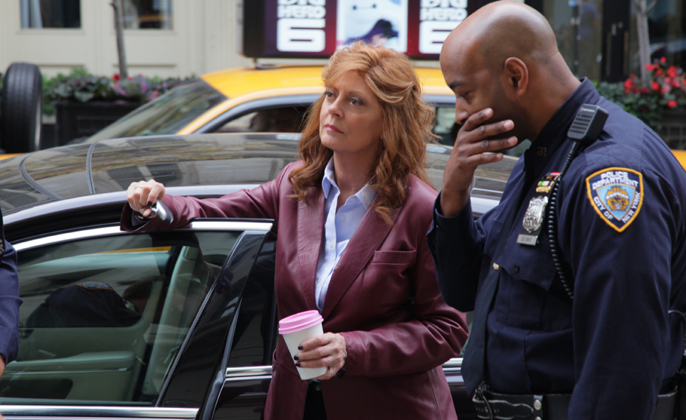 Ace the Case: Manhattan Mystery : Photo Susan Sarandon