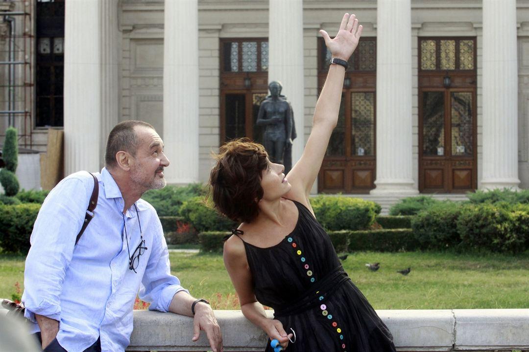 « Peu m'importe si l'Histoire nous considère comme des barbares » : Photo Alexandru Dabija, Ioana Iacob