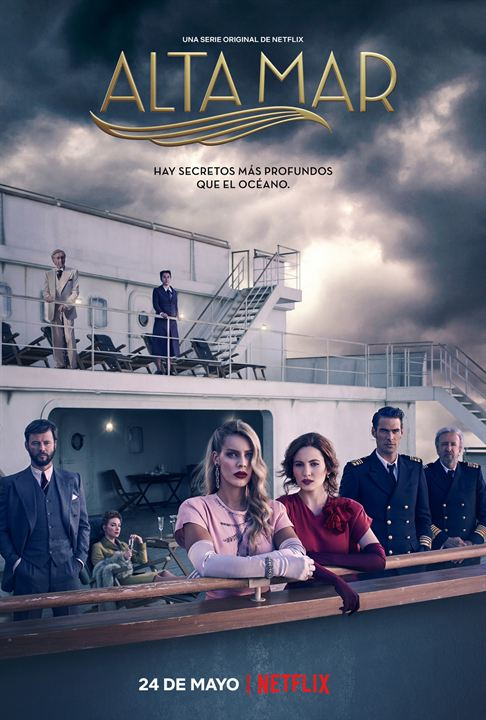 [Séries TV] Alta Mar, Saisons 1 & 2 4331632