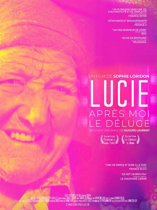 Lucie, Après Moi Le Déluge : Affiche