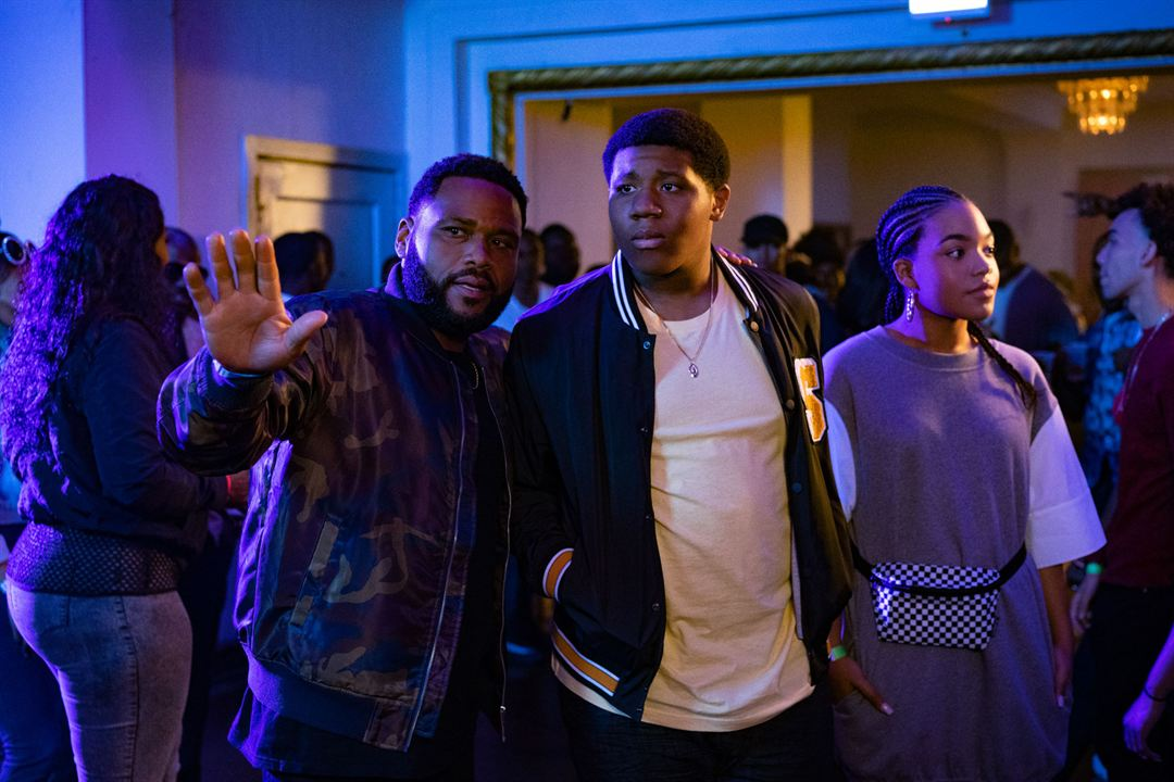 Beats : Photo Anthony Anderson, Khalil Everage