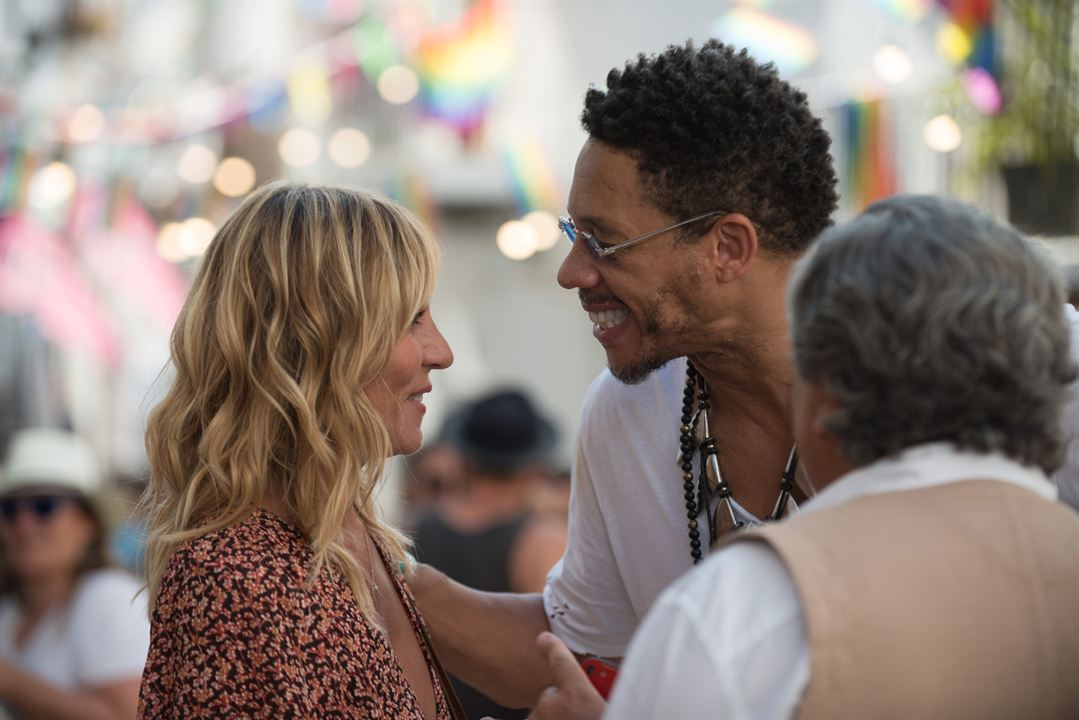 Ibiza : Photo JoeyStarr, Mathilde Seigner