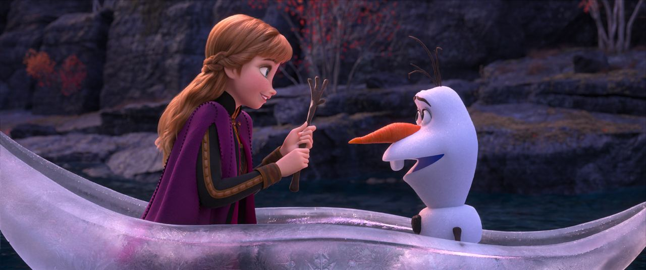 La Reine des neiges 2 : Photo