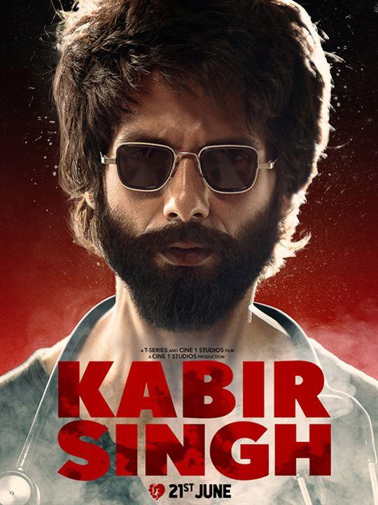 Kabir Singh : Affiche