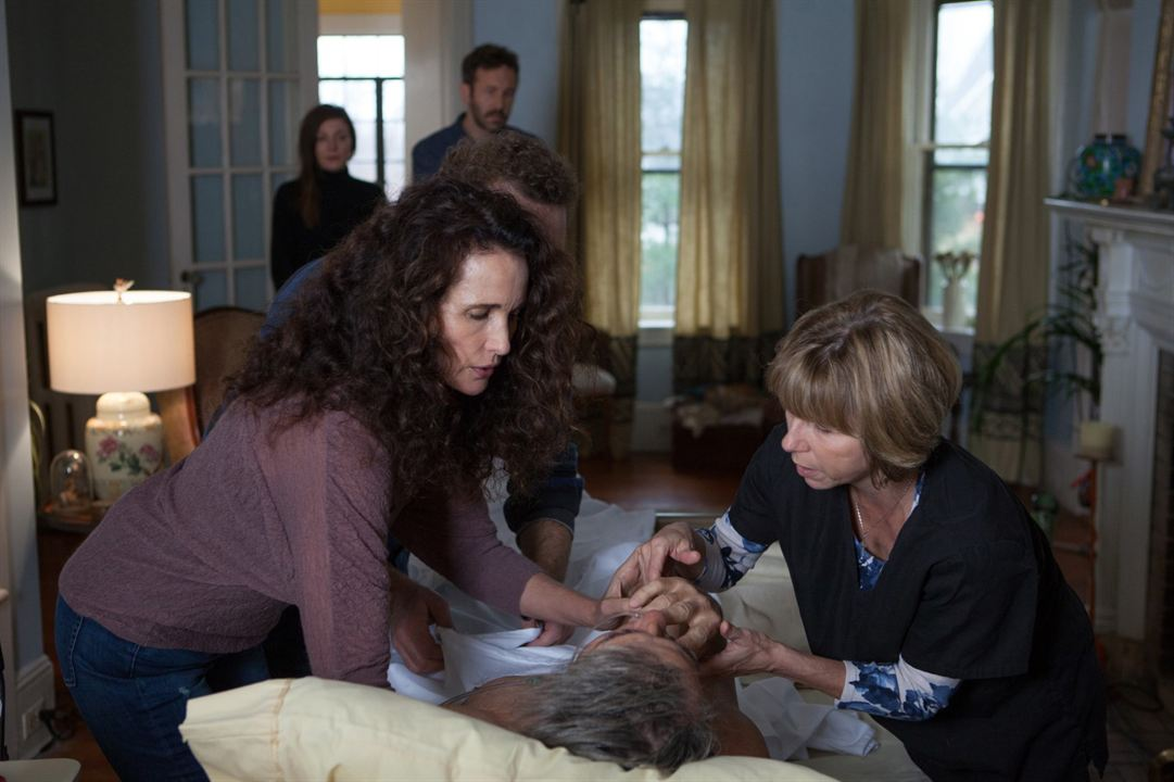 Love After Love : Photo Andie MacDowell, Chris O'Dowd