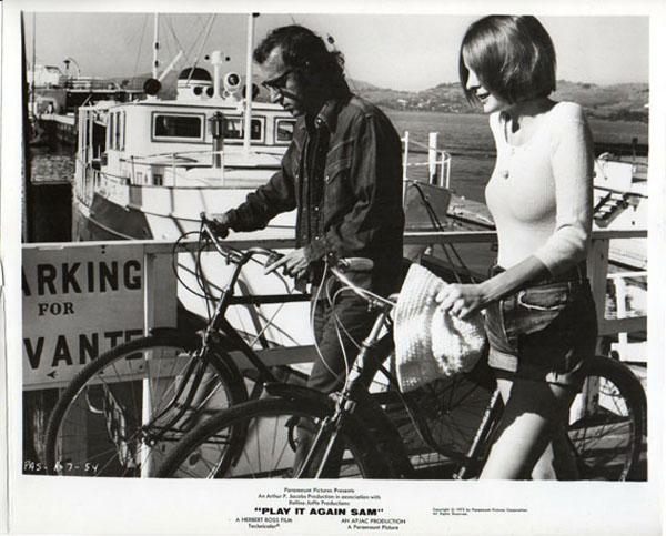 Tombe les filles et tais-toi : Photo Diane Keaton, Woody Allen
