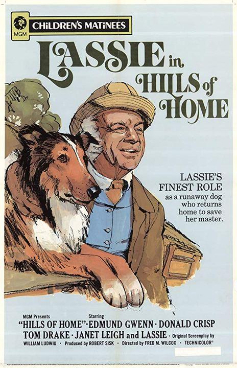 Le Maître de Lassie : Affiche