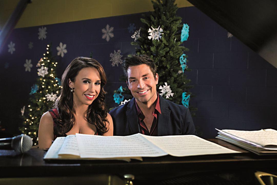 Une Mélodie de Noël : Photo Lacey Chabert, Mariah Carey