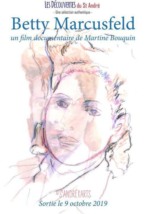 Betty Marcusfeld : Affiche