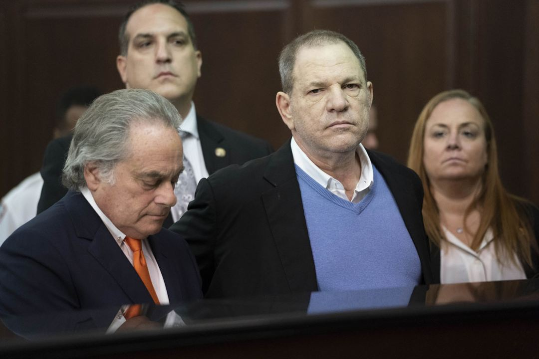 L'Intouchable, Harvey Weinstein : Photo Harvey Weinstein