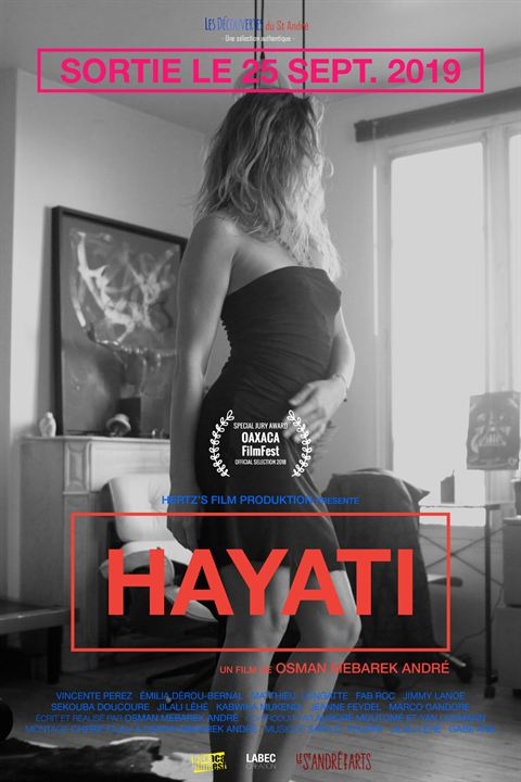 Hayati : Affiche