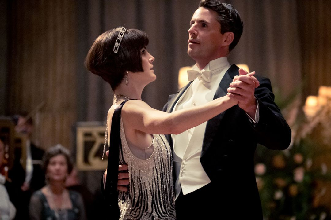 Downton Abbey : Photo Matthew Goode, Michelle Dockery