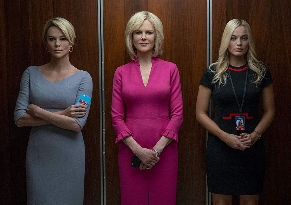 Scandale : Photo Charlize Theron, Margot Robbie, Nicole Kidman