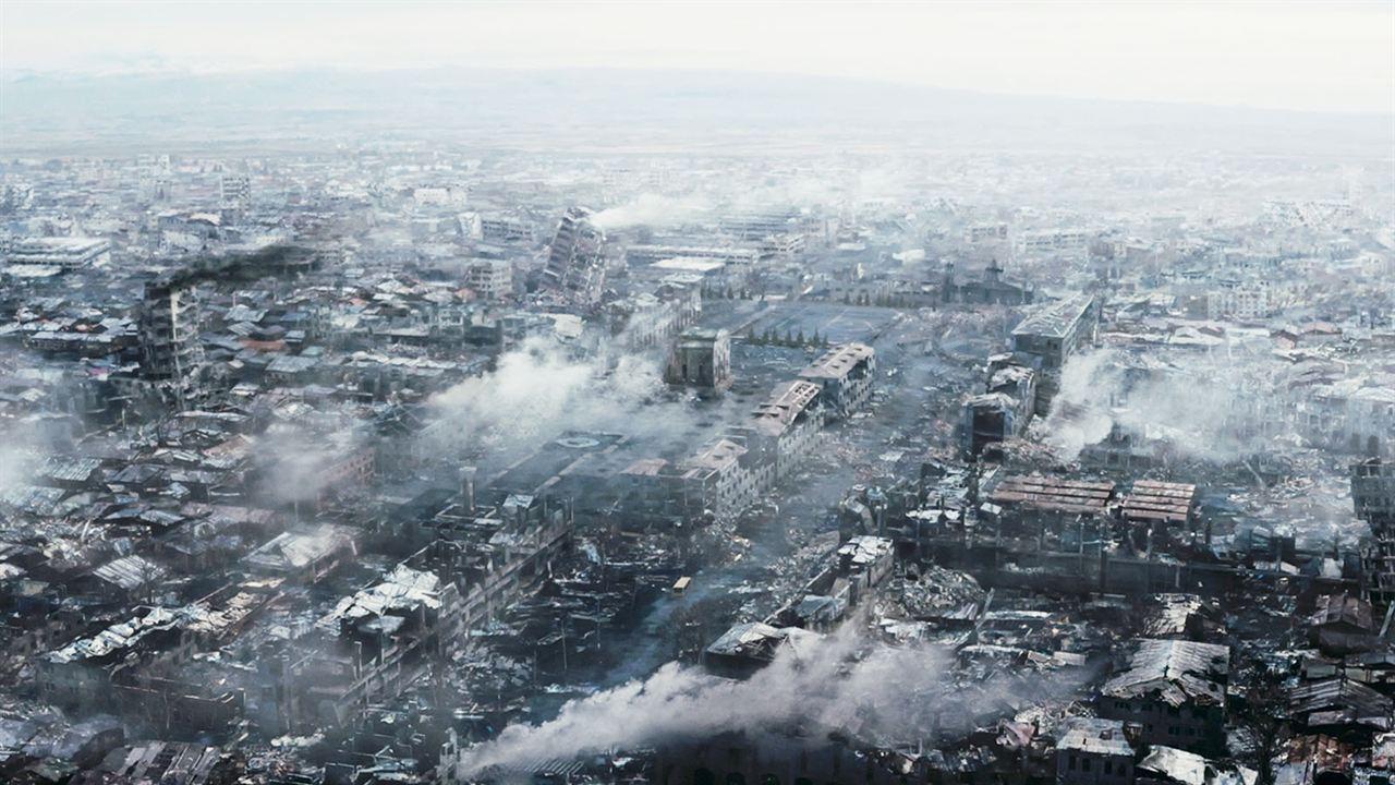Earthquake : Photo