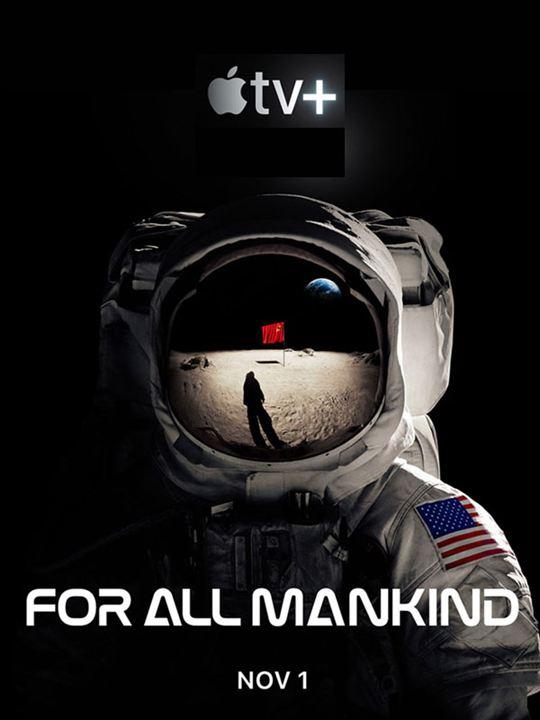 For All Mankind : Affiche