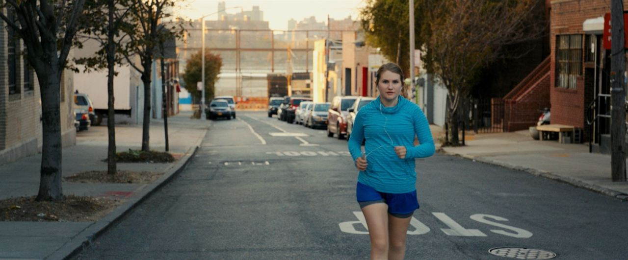 Brittany Runs A Marathon : Photo Jillian Bell