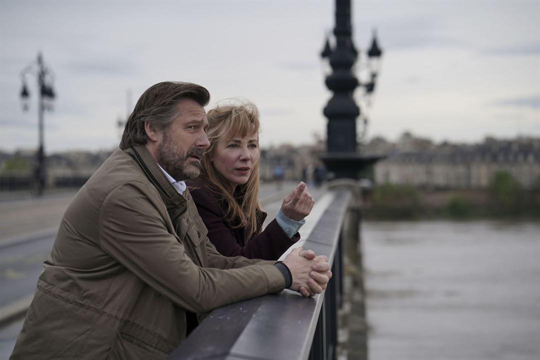 Photo Bernard Yerlès, Julie Depardieu