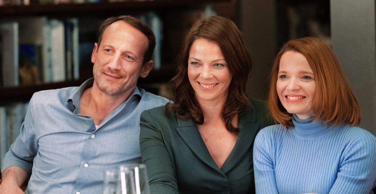 Photo Jessica Schwarz, Karoline Herfurth, Wotan Wilke Möhring