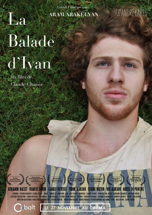 La Balade d'Ivan : Affiche