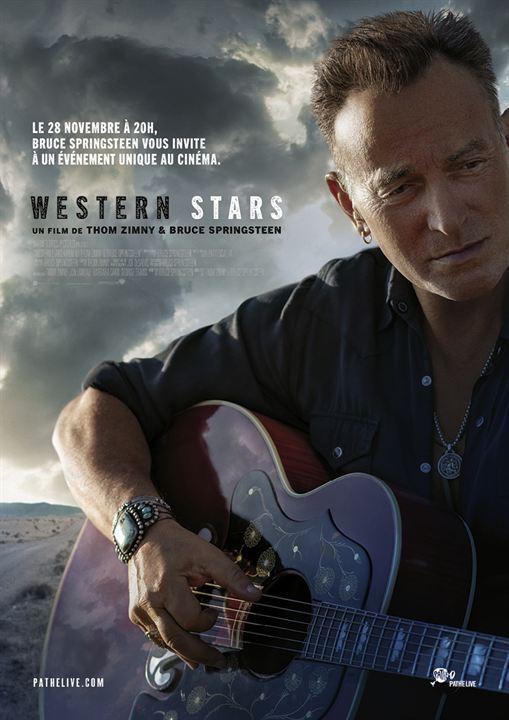 Western Stars : Affiche