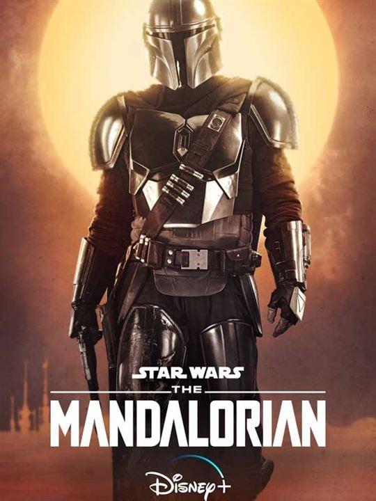 The Mandalorian : Affiche