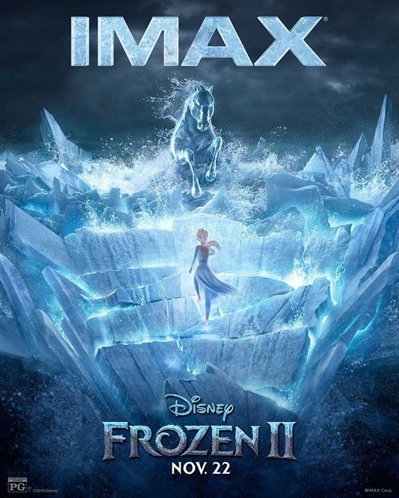 La Reine des neiges 2 : Affiche