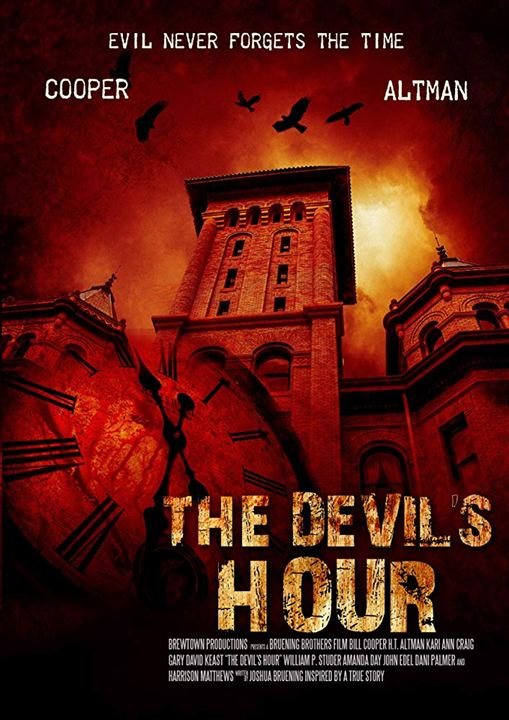 The Devil's Hour : Affiche