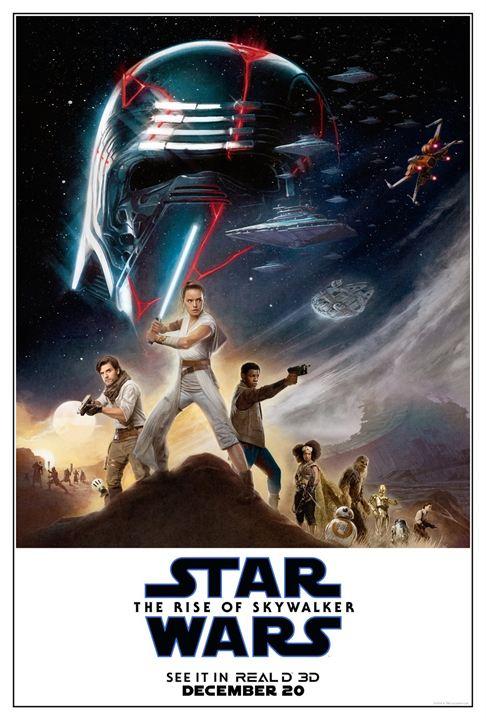 Star Wars: L'Ascension de Skywalker : Affiche