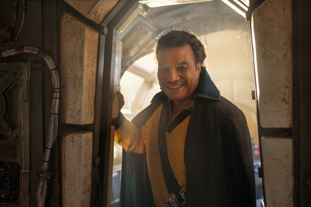 Star Wars: L'Ascension de Skywalker : Photo Billy Dee Williams
