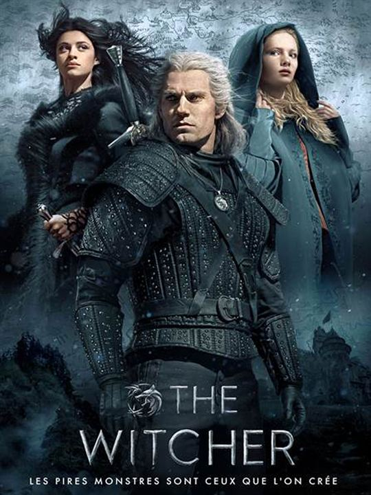 The Witcher : Affiche