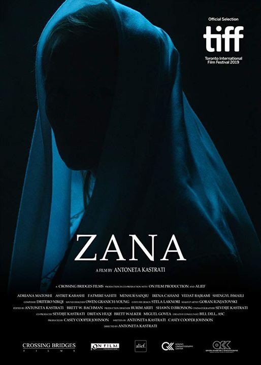 Zana : Affiche