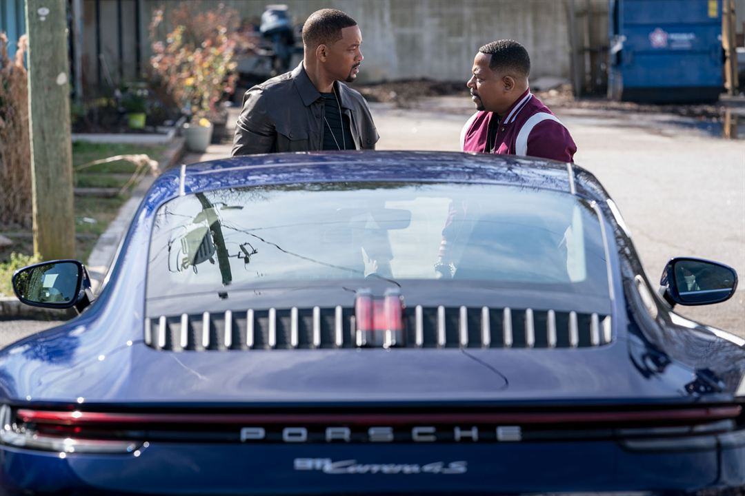 Bad Boys For Life : Photo Martin Lawrence, Will Smith