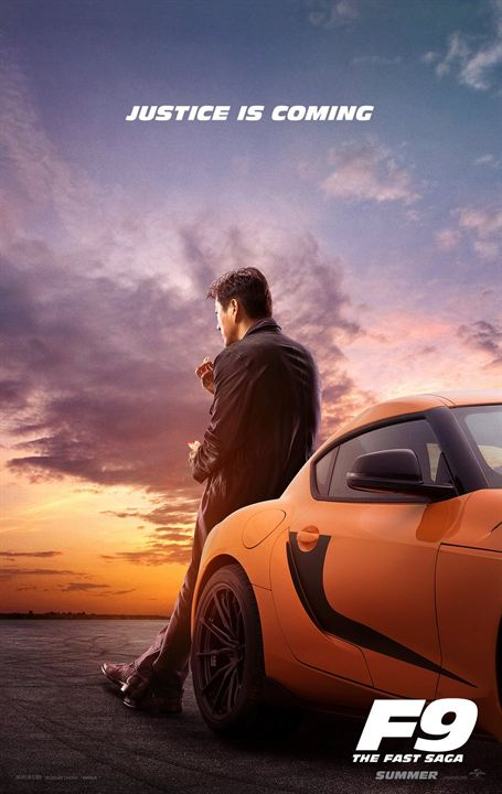 Fast & Furious 9 : Affiche