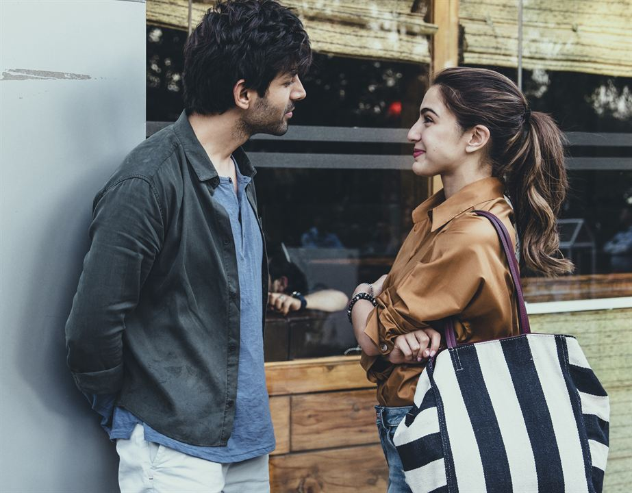 Love Aaj Kal 2 : Photo Kartik Aaryan, Sara Ali Khan