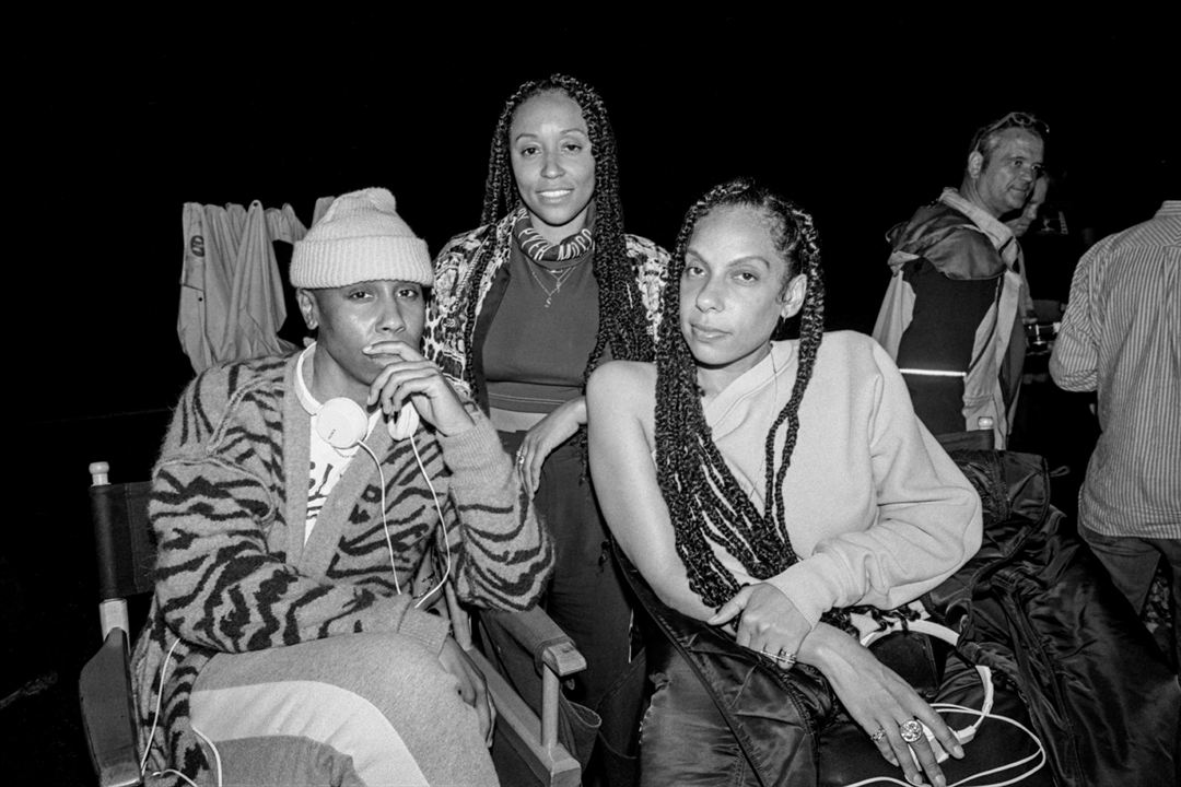 Queen & Slim : Photo Lena Waithe, Melina Matsoukas