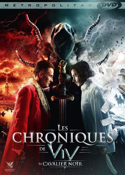 Les Chroniques de Viy - Le cavalier noir : Affiche