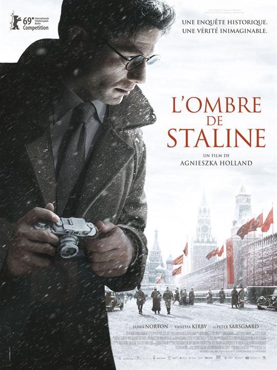 L'Ombre de Staline : Affiche