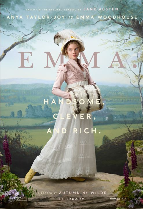 Emma. : Affiche