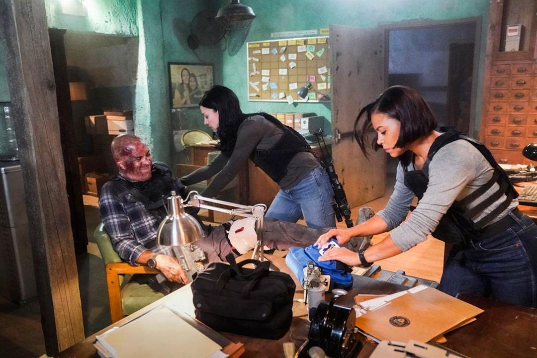 Photo Coby Bell, Jessica Paré, Toni Trucks