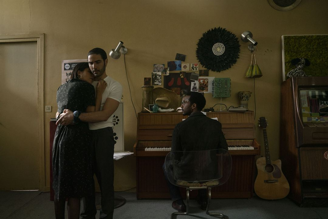 Photo Andre Holland, Leïla Bekhti, Tahar Rahim
