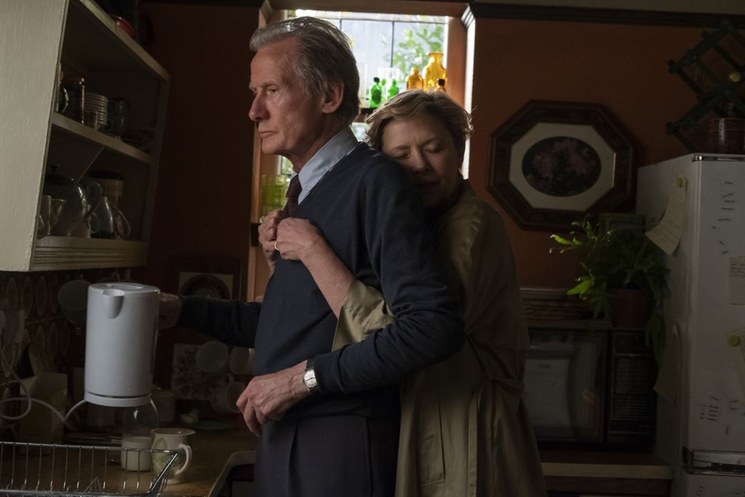 Goodbye : Photo Annette Bening, Bill Nighy