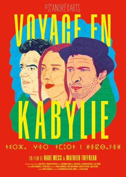 Voyage en Kabylie : Affiche