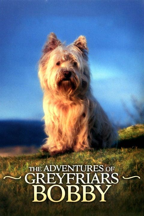 The Adventures Of Greyfriars Bobby : Affiche