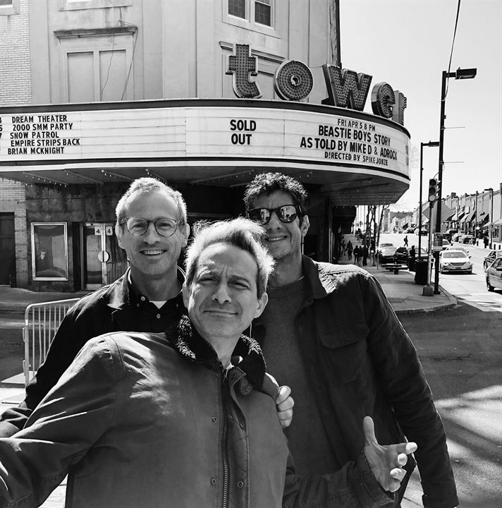 Beastie Boys Story : Photo Adam Horovitz, Mike Diamond, Spike Jonze