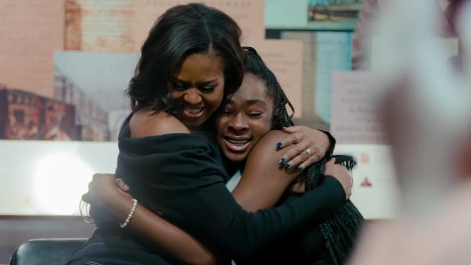 Devenir : Photo Michelle Obama