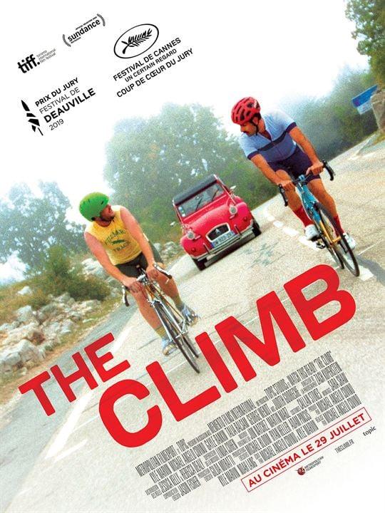 The Climb : Affiche