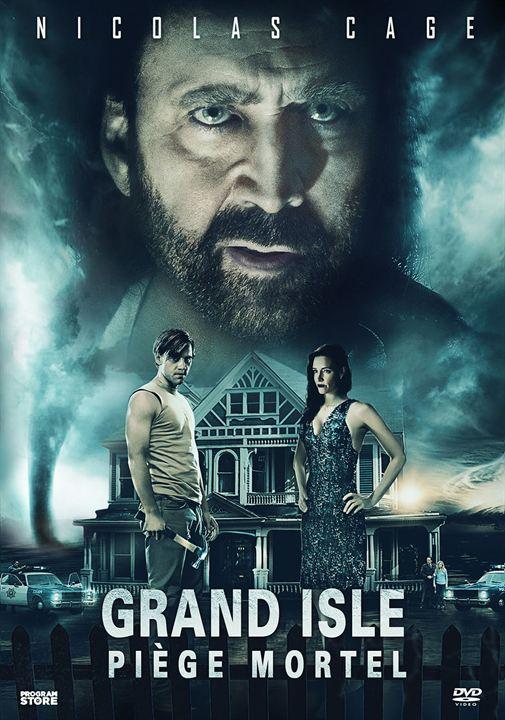 Grand Isle : piège mortel : Affiche
