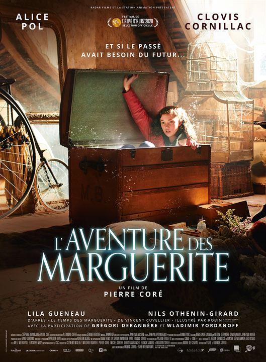 L'Aventure des Marguerite : Affiche